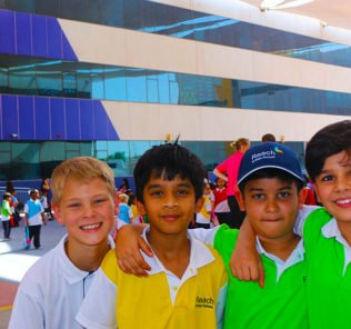 Reach British School in Abu Dhabi