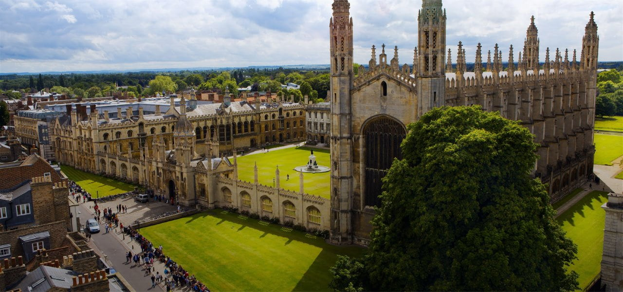 Image of Cambridge University - a top choice for school leavers from the UAE